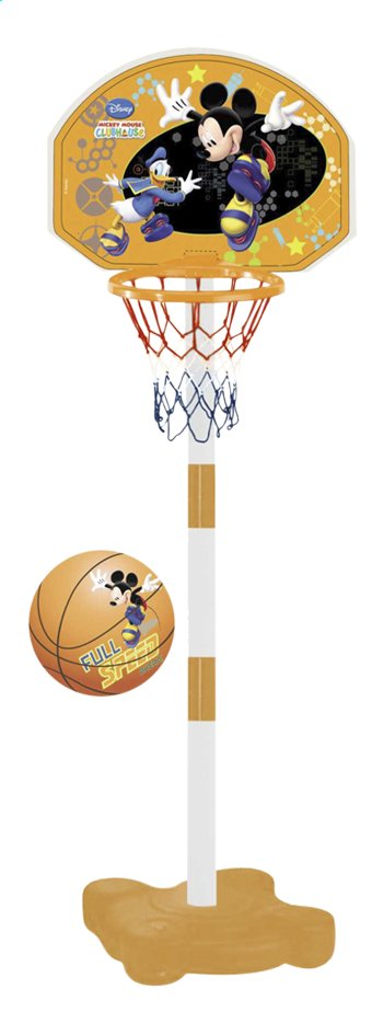 Afbeelding van Mondo basketpaal Super Basket Mickey Mouse Clubhouse from DreamLand