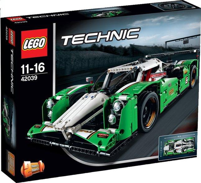 Afbeelding van LEGO Technic 42039 24 uurs-racewagen from DreamLand
