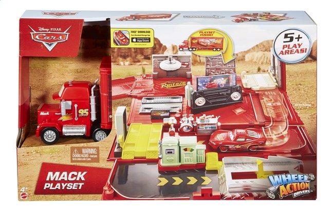 Afbeelding van Speelset Disney Cars Mack from DreamLand