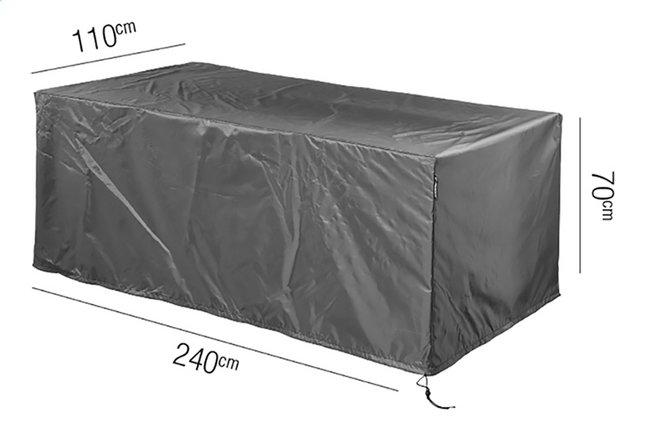 Afbeelding van AeroCover beschermhoes voor tuintafel L 240 x B 110 x H 70 cm polyester from DreamLand