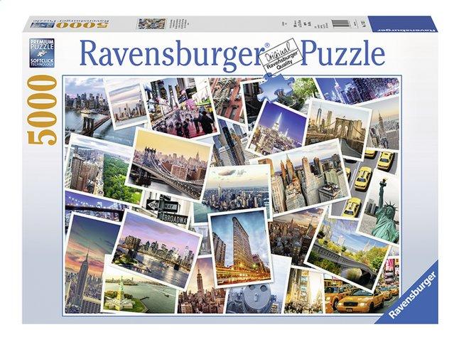 Afbeelding van Ravensburger puzzel New York De stad die nooit slaapt from DreamLand