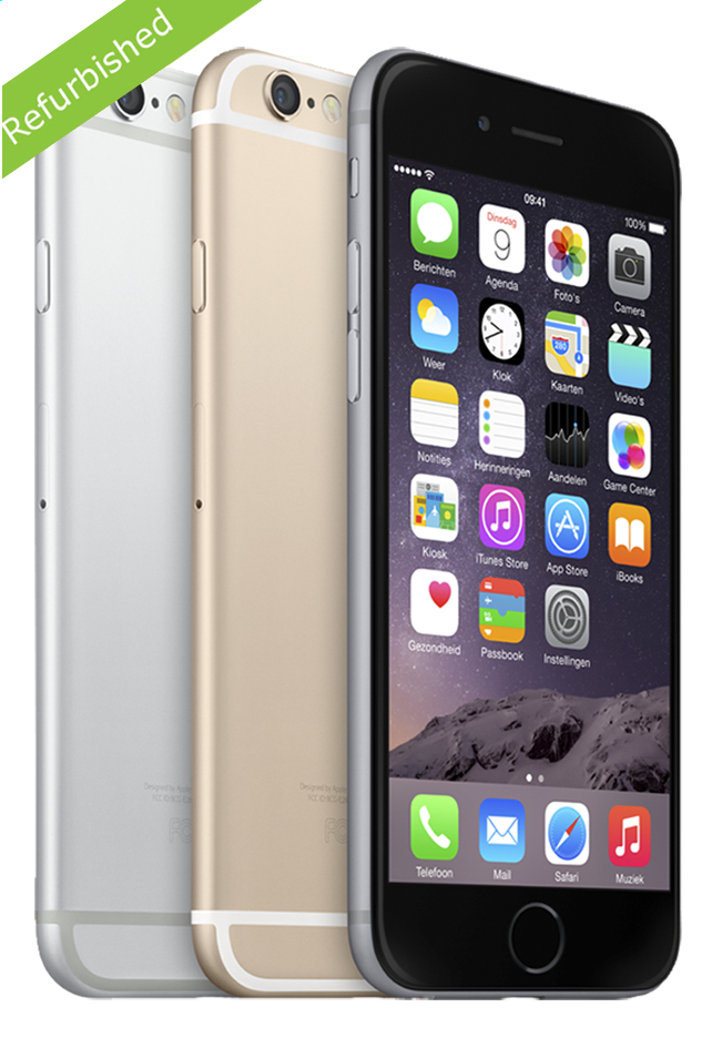 Afbeelding van Apple iPhone 6 16 Gb refurbished from DreamLand