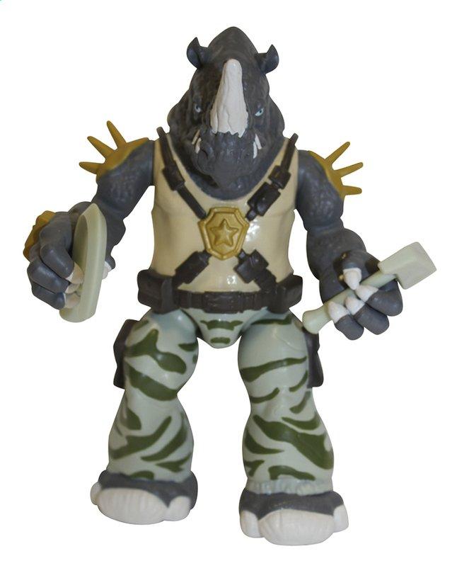 Image pour Figurine articulée Les Tortues Ninja Mutations Mix N'Match Rocksteady à partir de DreamLand
