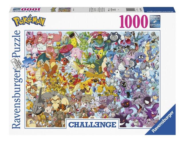 Ravensburger puzzel Challenge - Pokémon