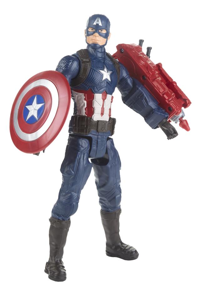 Afbeelding van Actiefiguur Avengers Titan Hero Series - Captain America from DreamLand