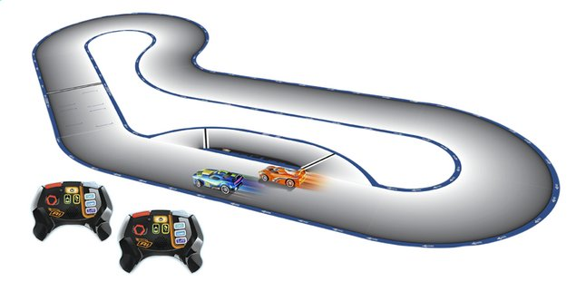 Afbeelding van Hot Wheels autobaan Intelligent race system from DreamLand