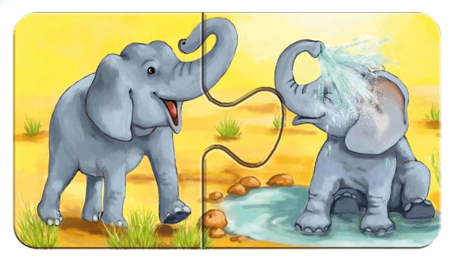 Image pour Ravensburger puzzles Adorables animaux à partir de DreamLand