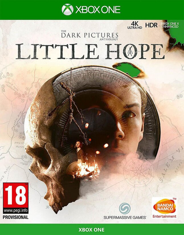 Xbox The Dark Pictures: Little Hope ENG