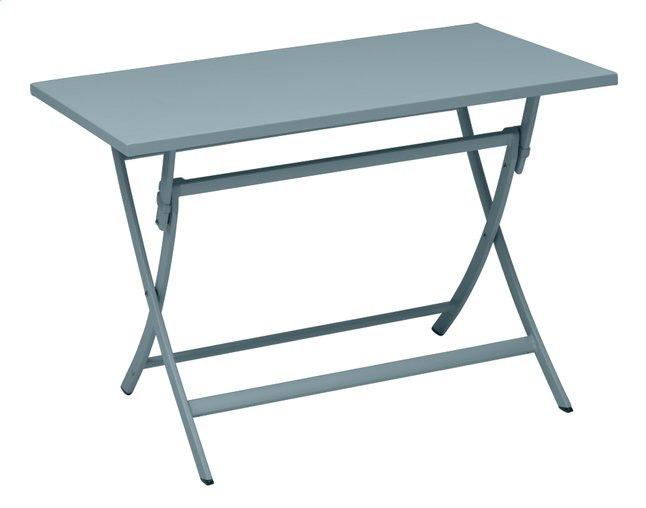 Ocean Table pliante Shiko bleu L 110 x Lg 70 cm