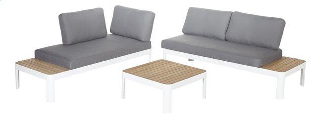 Image pour Ensemble Lounge Portals blanc à partir de DreamLand