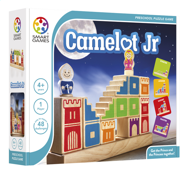 Afbeelding van Camelot Jr from DreamLand