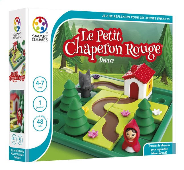 Afbeelding van Le Petit Chaperon Rouge Deluxe FR from DreamLand
