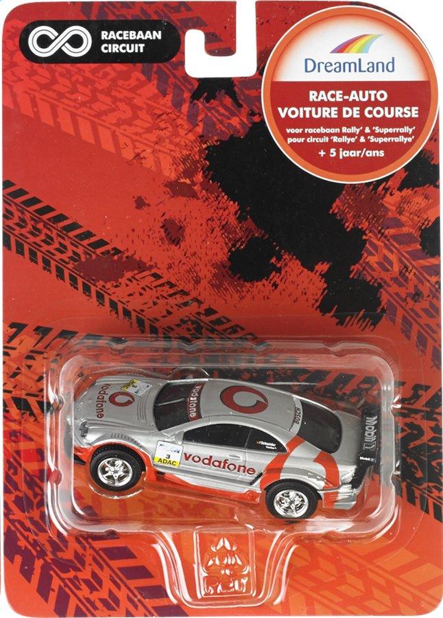Afbeelding van DreamLand Road Racer Mercedes Vodafone zilver from DreamLand
