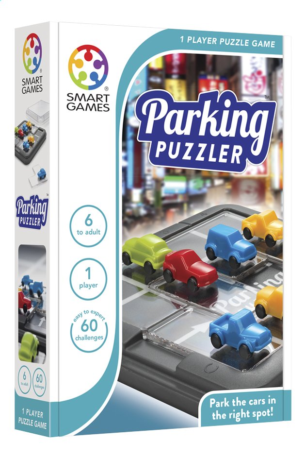 Afbeelding van Parking Puzzler from DreamLand