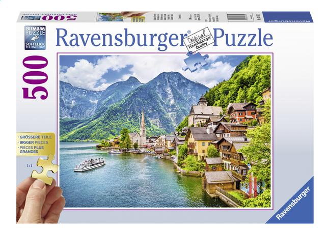 Afbeelding van Ravensburger Puzzel Hallstat in Oostenrijk from DreamLand