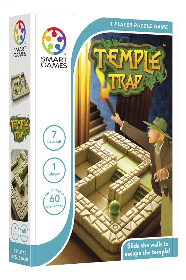 Afbeelding van Temple Trap from DreamLand