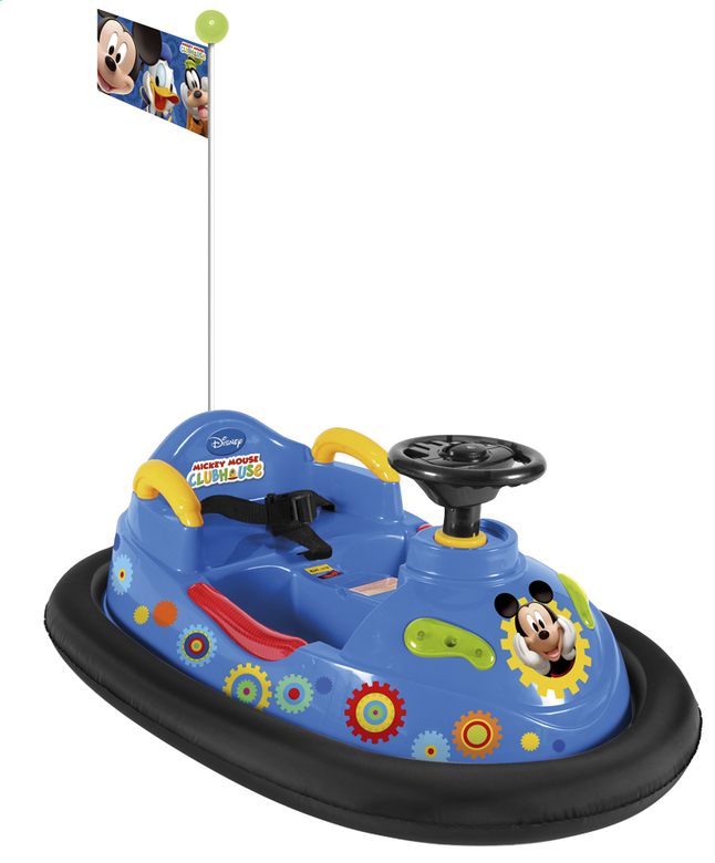 Afbeelding van Elektrische botsauto Mickey Mouse Clubhouse from DreamLand