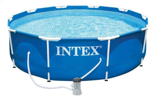 Afbeelding van Intex zwembad Metal Frame Pool diameter 3,05 m from DreamLand