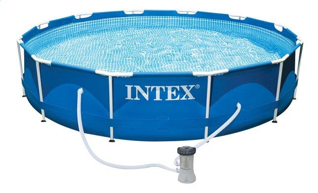 Afbeelding van Intex zwembad Metal Frame Pool diameter 3,66 m from DreamLand
