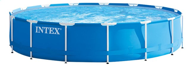 Afbeelding van Intex zwembad Metal Frame pool diameter 4,57 m from DreamLand