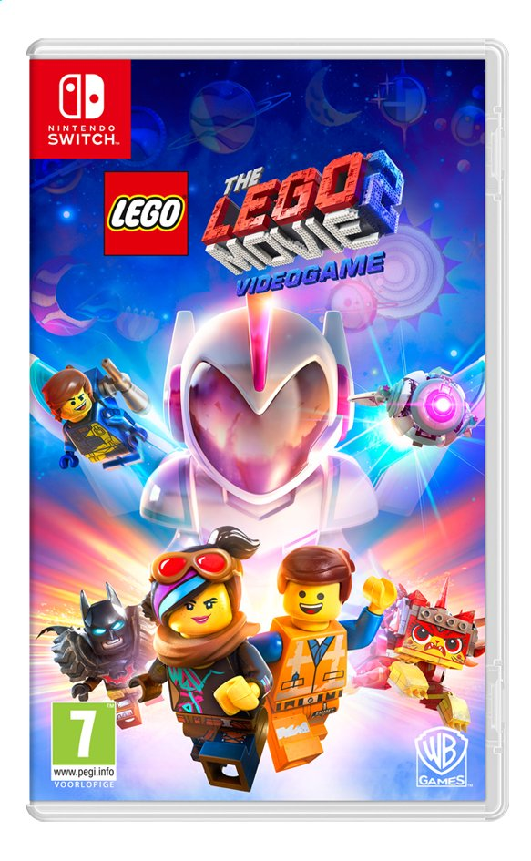 Afbeelding van Nintendo Switch The LEGO Movie 2 ENG/FR from DreamLand