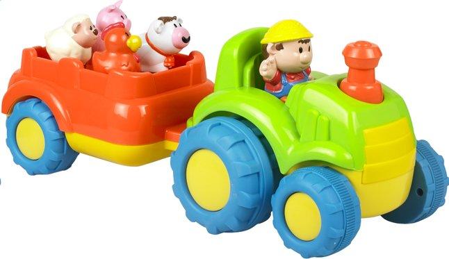 Image pour DreamLand Tracteur à animaux à partir de DreamLand