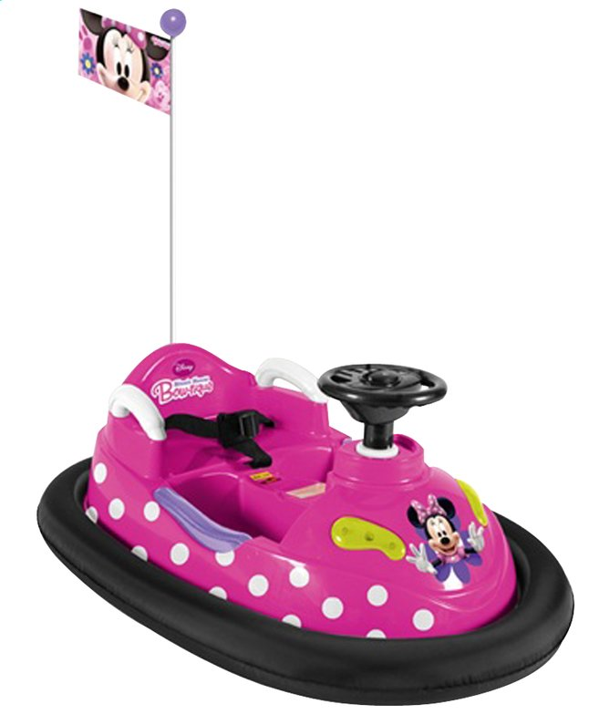 Afbeelding van Elektrische botsauto Minnie Mouse Bow-tique from DreamLand
