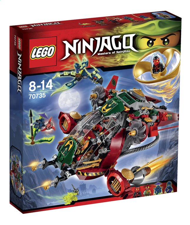 Image pour LEGO Ninjago 70735 Ronin R.E.X. à partir de DreamLand