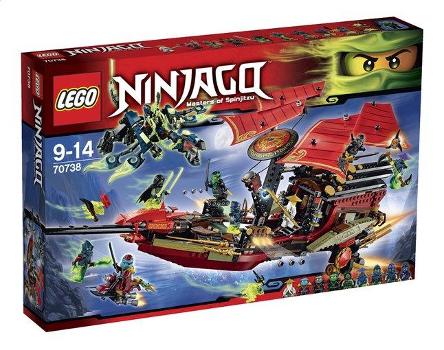 Afbeelding van LEGO Ninjago 70738 Laatste vlucht van de Destiny's Bounty from DreamLand