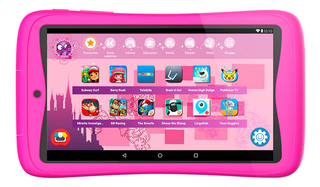 Afbeelding van Kurio tablet Tab Connect 7 inch 16 GB roze from DreamLand