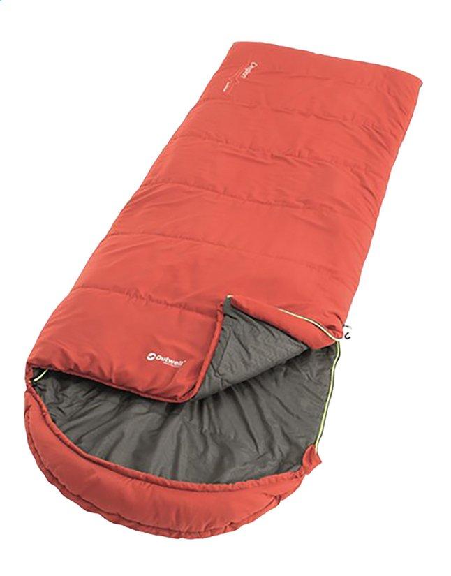 Image pour Outwell sac de couchage Campion Lux Red à partir de DreamLand