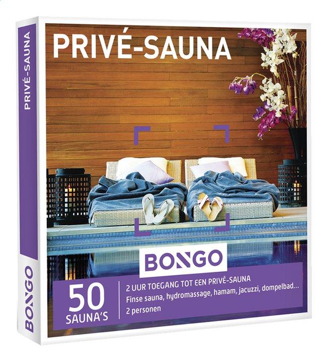 Afbeelding van Bongo Privé-sauna from DreamLand