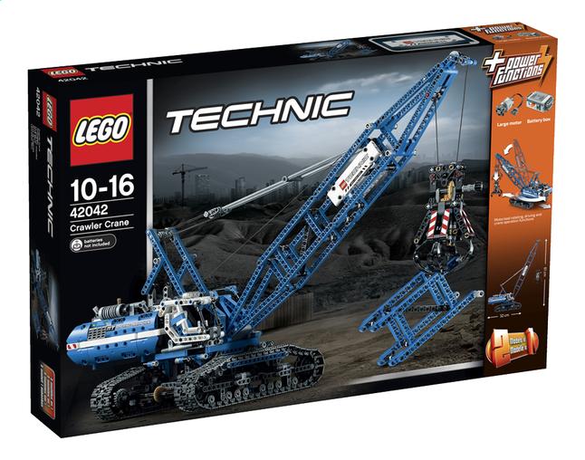Image pour LEGO Technic 42042 Grue à chenilles à partir de DreamLand