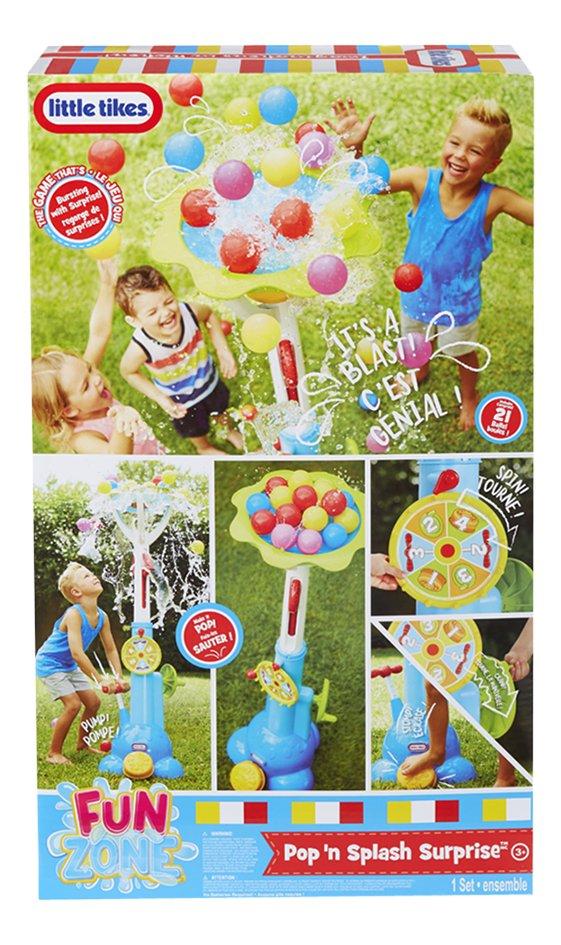 Afbeelding van Little Tikes waterspeelgoed Fun zone Pop 'n Splash Suprise from DreamLand