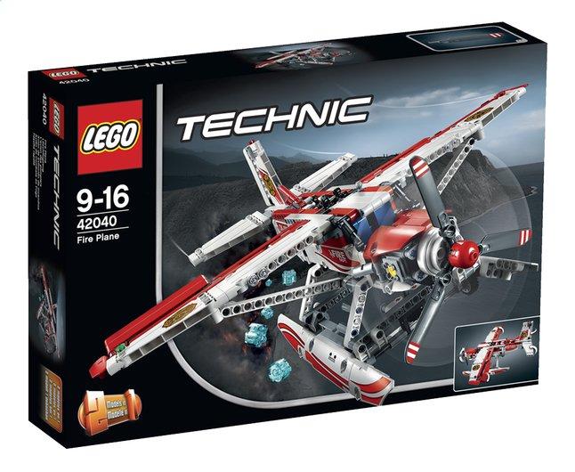 Image pour LEGO Technic 42040 Avion de pompiers à partir de DreamLand