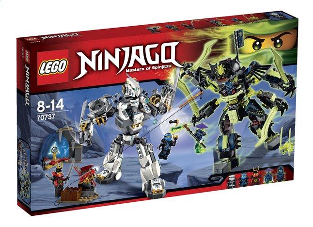 Image pour LEGO Ninjago 70737 Le duel de Titan et Mech-enstein à partir de DreamLand