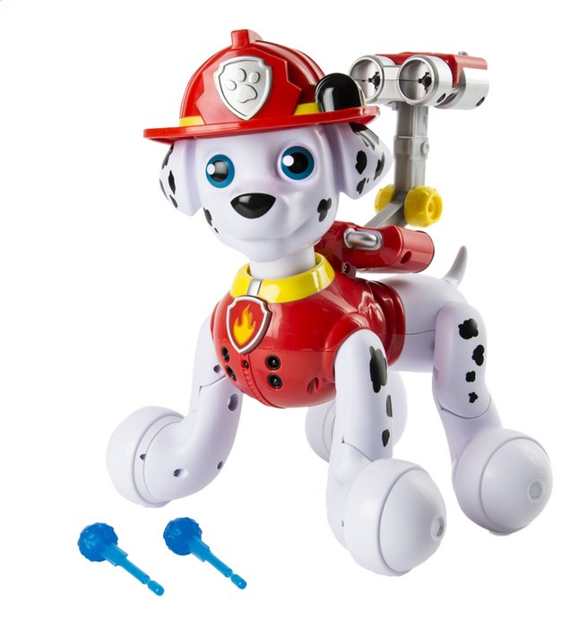 Afbeelding van Robot PAW Patrol Zoomer Marshall FR/ENG from DreamLand