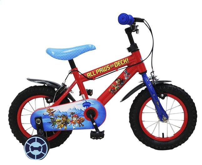 Vélo pour enfants Pat' Patrouille 12