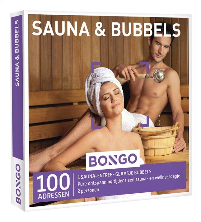 Afbeelding van Bongo Sauna & bubbels from DreamLand