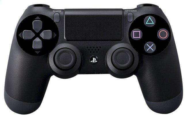 Image pour PS4 manette sans fil DualShock 4 noir à partir de DreamLand