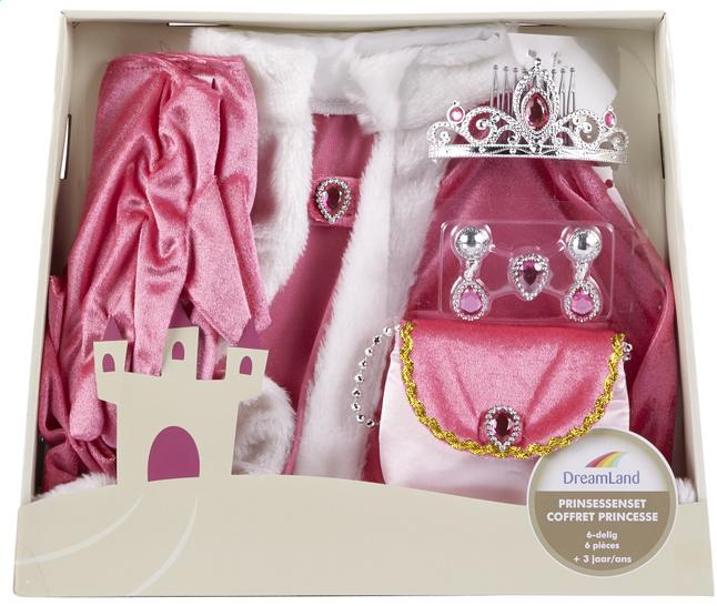 Image pour DreamLand déguisement de princesse avec accessoires rose à partir de DreamLand