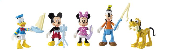 Afbeelding van Figuur Mickey Mouse Clubhouse 5 pack from DreamLand