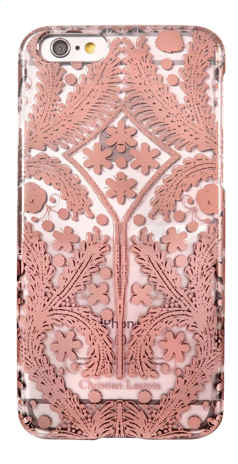 Afbeelding van bigben Cover Christian Lacroix Paseo 3D iPhone 6, 6s roze from DreamLand