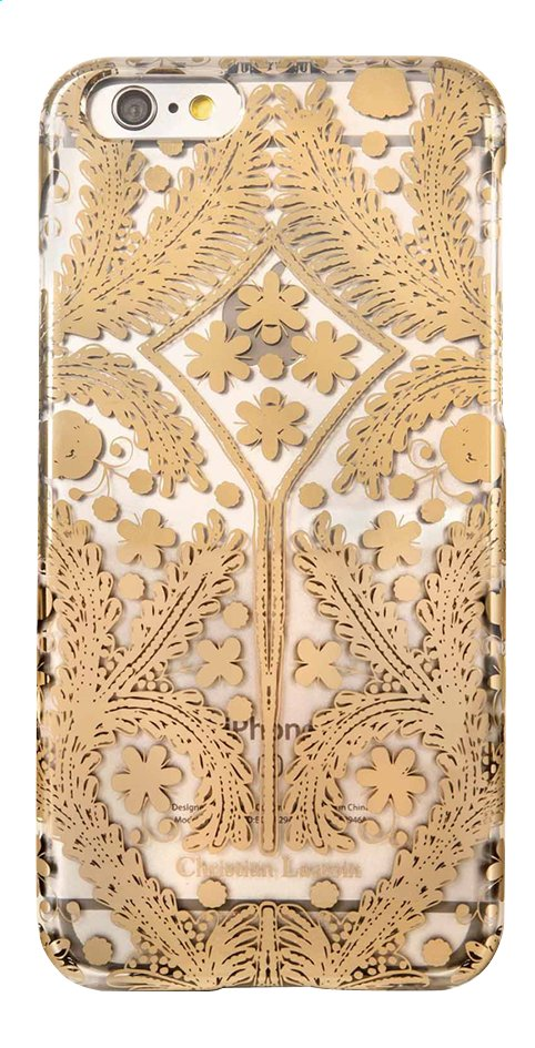 Afbeelding van bigben cover Christian Lacroix Paseo 3D iPhone 6, 6s goud from DreamLand