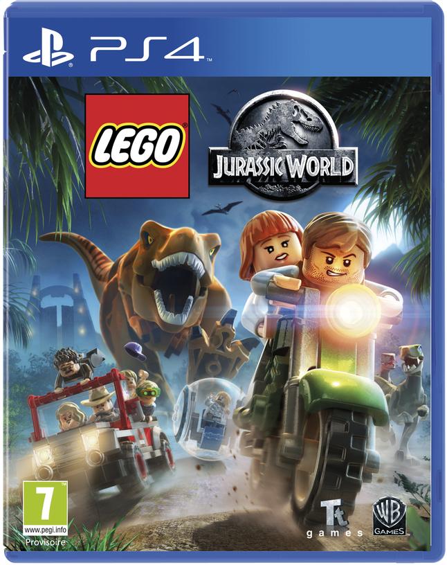 Afbeelding van PS4 LEGO Jurassic World ENG/FR from DreamLand
