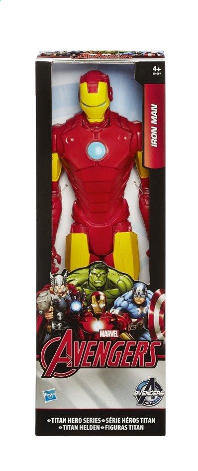 Afbeelding van Figuur Avengers Titan Hero Series Iron Man from DreamLand