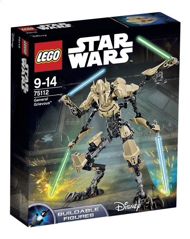 Afbeelding van LEGO Star Wars 75112 General Grievous from DreamLand