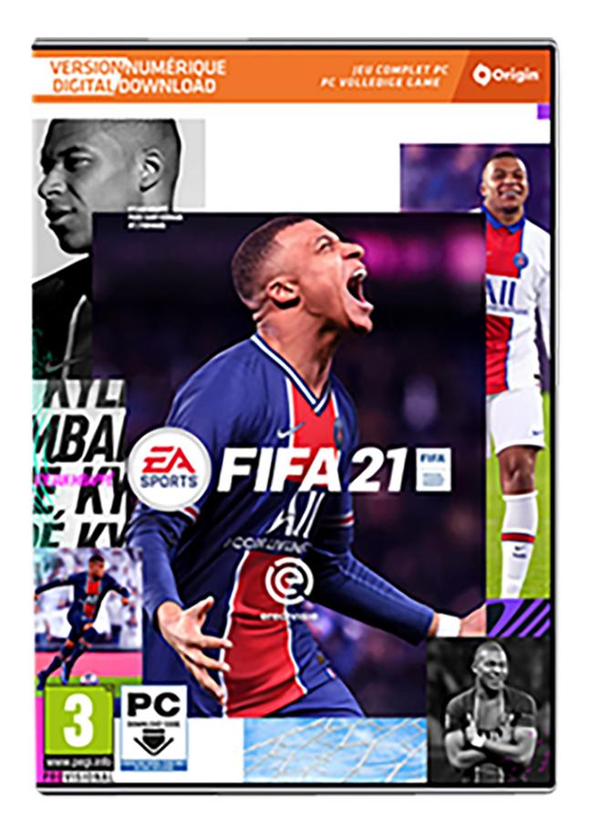 PC FIFA 21 NL/FR