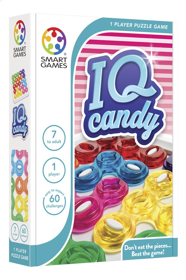 Afbeelding van IQ Candy from DreamLand