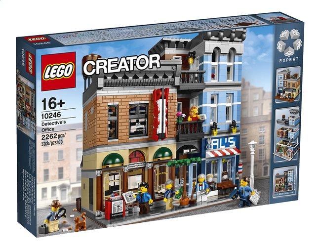 Image pour LEGO Creator 10246 Le bureau du détective à partir de DreamLand